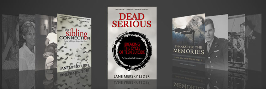 Author Jane Leder
