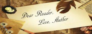 Dear Reader banner